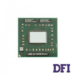 Процессор AMD A4-3305M (Liano, Dual Core, 1.9-2.5Ghz, 1Mb L2, TDP 35W, Radeon HD6480G, Socket FS1) для ноутбука (AM3305DDX22GX)