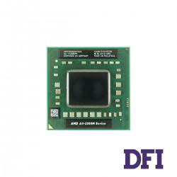 Процессор AMD A4-3300M (Liano, Dual Core, 1.9-2.5Ghz, 1Mb L2, TDP 35W, Radeon HD6480G, Socket FS1) для ноутбука (AM3300DDX23GX)