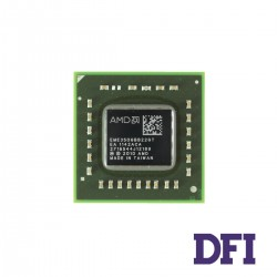 Процессор AMD E-350 (Zacate, Dual Core, 1.6Ghz, 1Mb L2, TDP 18W, Radeon HD6310, Socket BGA413 (FT1)) для ноутбука (EME350GBB22GT)