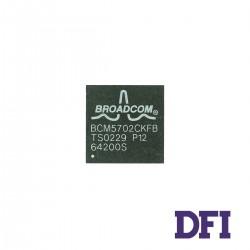 Микросхема Broadcom BCM5702CKFB для ноутбука