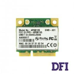 Микросхема Atheros AR5B195 WIFI 802.11b/g/n + Bluetooth для ноутбука (593127-001, 592775-001)