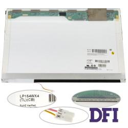 Матрица 15.4 LP154WX4-TLCB (1280*800, 30pin, 1CCFL, NORMAL, глянец, разъем справа вверху) для ноутбука