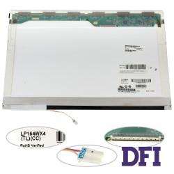 Матрица 15.4 LP154WX4-TLCC (1280*800, 30pin, 1CCFL, NORMAL, глянец, разъем справа вверху) для ноутбука
