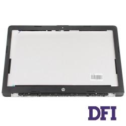 Крышка дисплея в сборе для ноутбука HP (Pavilion: 15-DB, 15-DR), silver-black
