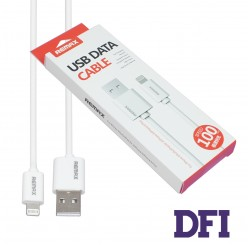 Кабель REMAX Fast Charging Lightning для iPhone 5 / 5s / 6 / 6 Plus , iPad Air 2 , белый , 1м