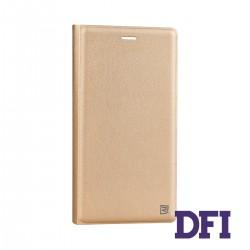 Чехол REMAX Книжка , кожа ,  для iPhone 6 Plus / 6S Plus , золотистый