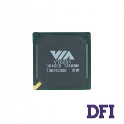 Микросхема VIA VT8231 южный мост для ноутбука