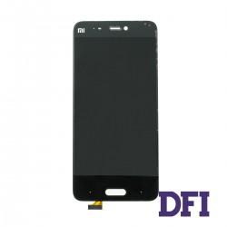 Модуль матрица + тачскрин для Xiaomi Mi 5, black