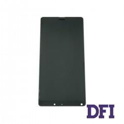 Модуль матрица + тачскрин для Xiaomi Mi Mix 2, black