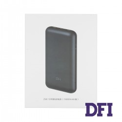 Портативная батарея Xiaomi ZMi QB815 , Type-C , 15000mAh Black