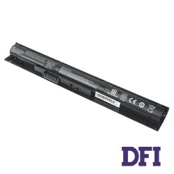 Батарея для ноутбука HP VI04 (ProBook 440, 445, 450, 455, Envy 14, 15, 17 series) 14.8V 2200mAh Black