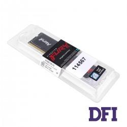 Модуль памяти SO-DIMM DDR4 16GB 2933MHz PC4-23500 Fury Impact HyperX, 1.2V,  CL17 (KF429S17IB1/16)