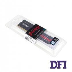 Модуль памяти SO-DIMM DDR4 8GB 2666MHz PC4-21300 Fury Impact HyperX, 1.2V,  CL10 (KF426S15IB/8)