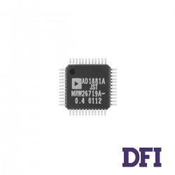 Микросхема Analog Devices AD1881AJST звуковая карта для ноутбука