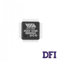 Микросхема VIA VT1705 звуковая карта для ноутбука