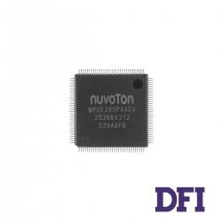 Микросхема Nuvoton NPCE285PA0DX (TQFP-128) для ноутбука (NPCE285PAODX)