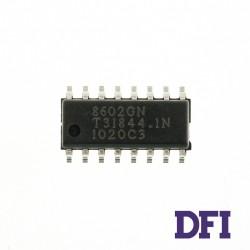 Микросхема O2MICRO OZ8602GN (SO-16) для ноутбука