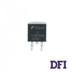 Микросхема Fairchild Semiconductor FDB13AN06A0 для ноутбука