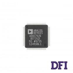 Микросхема Analog Devices ADUC7026BSTZ62  для ноутбука