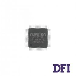 Микросхема Nuvoton NCT5579D для ноутбука