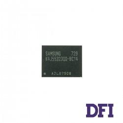 Микросхема Samsung K4J55323QG-BC14 для ноутбука