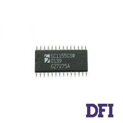 Микросхема Semtech SC1155CSW.TR (SO-28) для ноутбука
