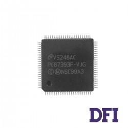 Микросхема National Semiconductors PC87393F-VJG для ноутбука